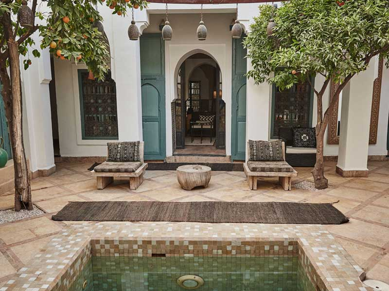 Marrakech package deal early bird 45 days.