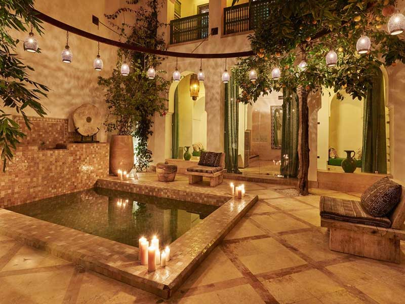 Marrakech package deal 'Escape to Ryad Dyor'