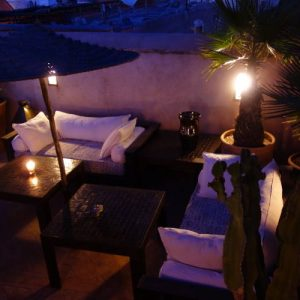 Romantic Marrakech.